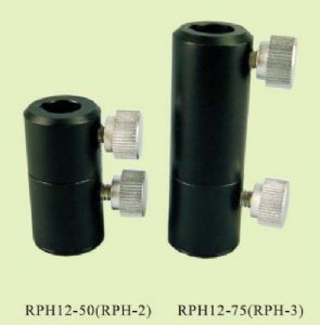 "Rotational Post Holder for diameter 20mm posts, l = 2"", with engraved scale - RPHX-2P"